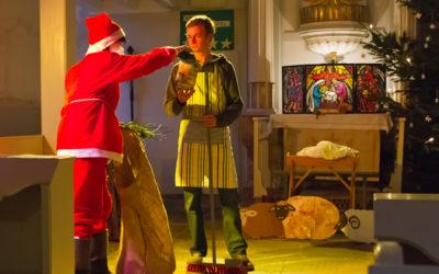 Weihnachten in der Bühlauer Kirche 2011