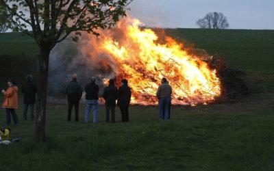 Hexenfeuer — 30. April 2008