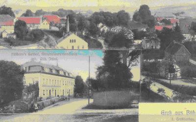 Historische Postkarten von Bühlau
