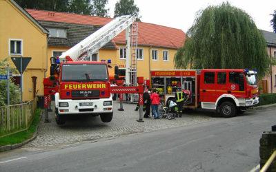 Tag der Offenen Tür in der Feuerwehr 14. August 2010