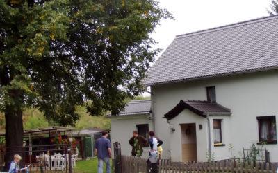 6. Station — alte Ziegelei – Familie Kessner