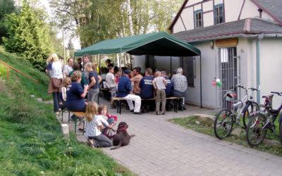 11. Station — Jugendclub