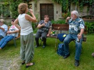 Familie Rentsch lädt ein - Vorstellung der Bühlauer Chronik