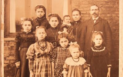 Familie Berghausen – VON CLAUS SØRENSEN aus Dänemark