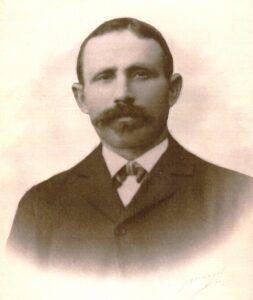 Hermann Christian Isidor Berghausen - Ziegelmeister in der Ziegelei in Bühlau 1900-1902 – fotografiert um 1911